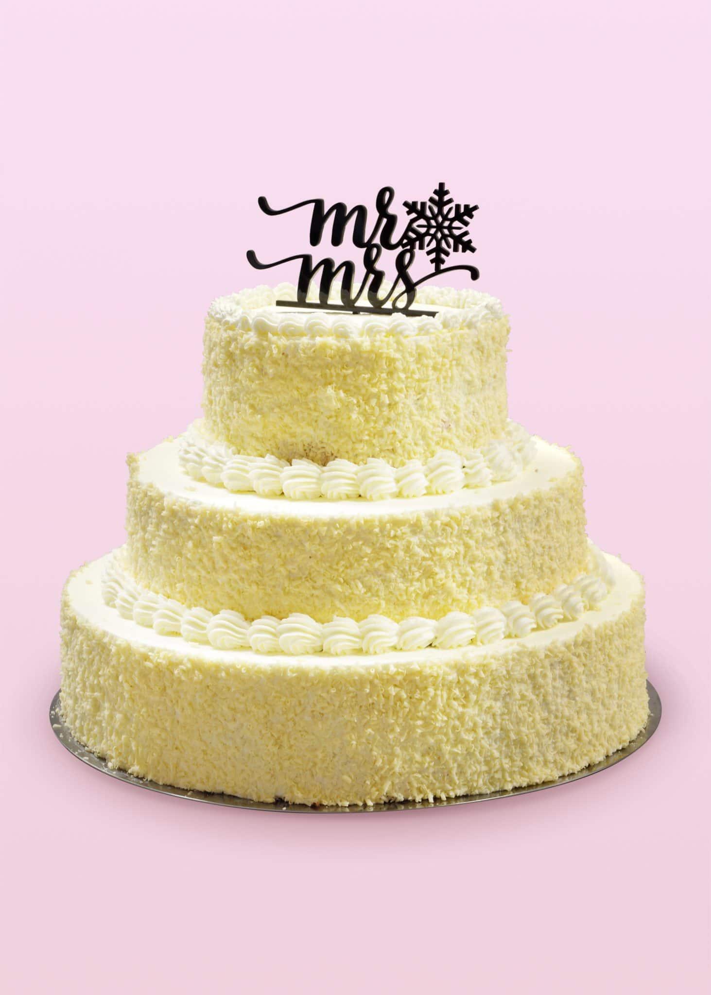 tort weselny, tort na wesele, 3 piętrowy tort