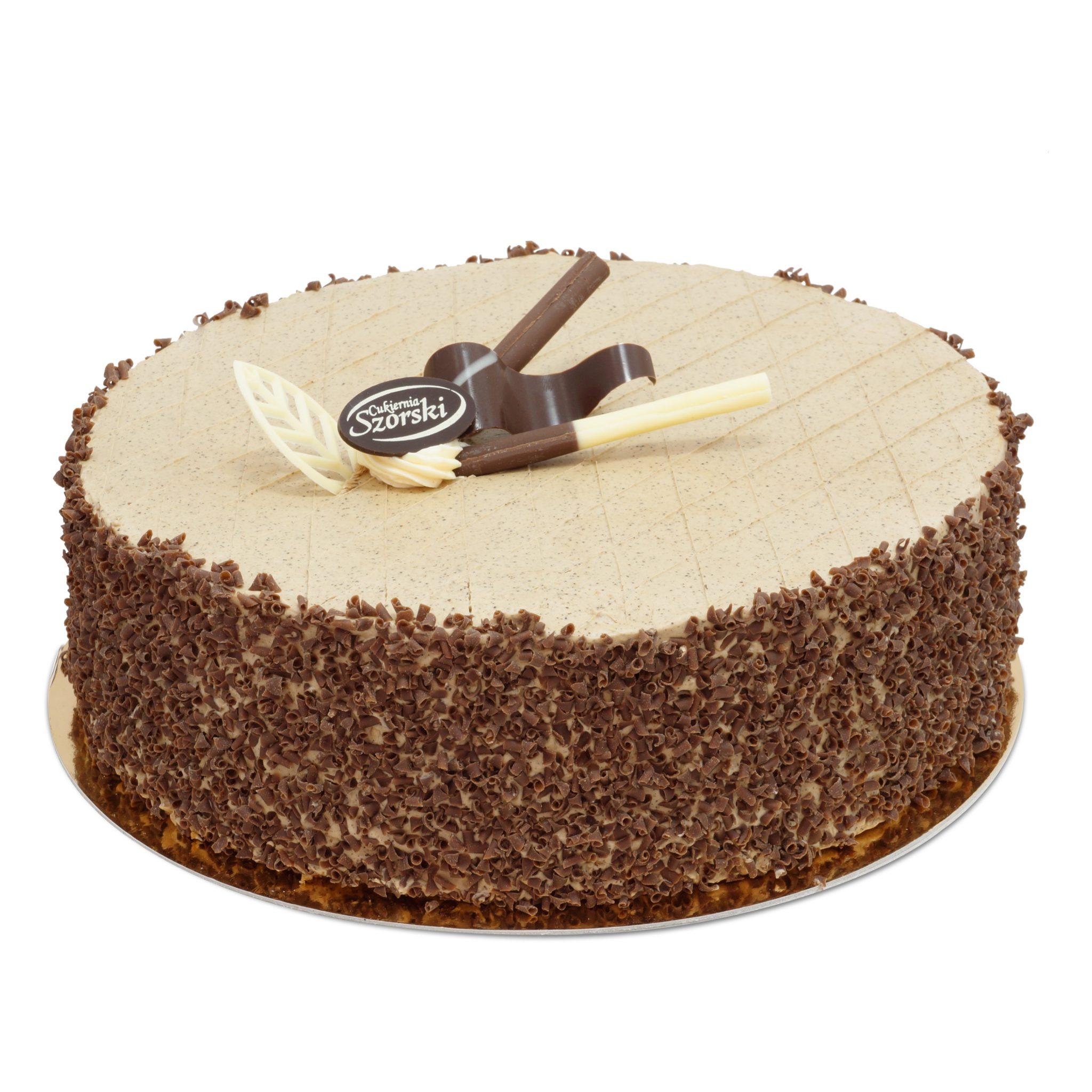 Tort kawowy ostrów wielkopolski