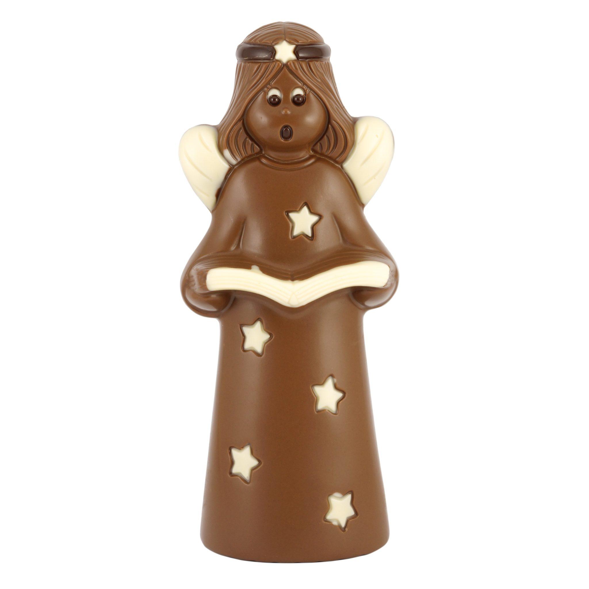 aniol z czekolady