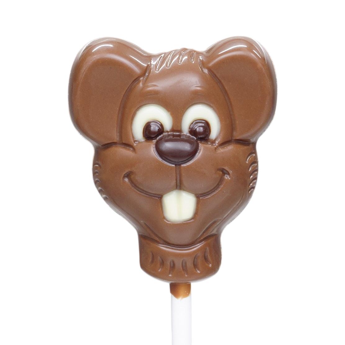 lizak z czekoladymyszka