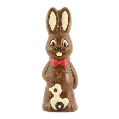 czekoladowy zajaczek