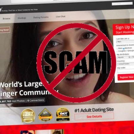 Är Adult Friend Finder en scam?