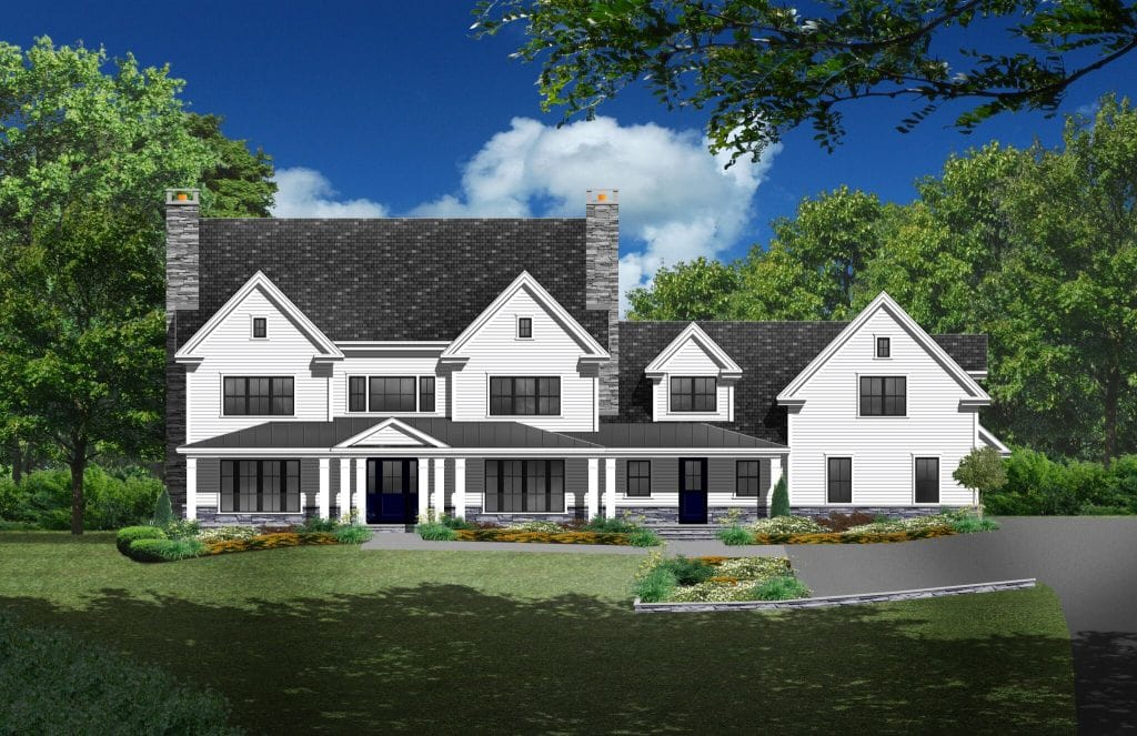 1 modern farmhouse design by demotte architects in greenwich