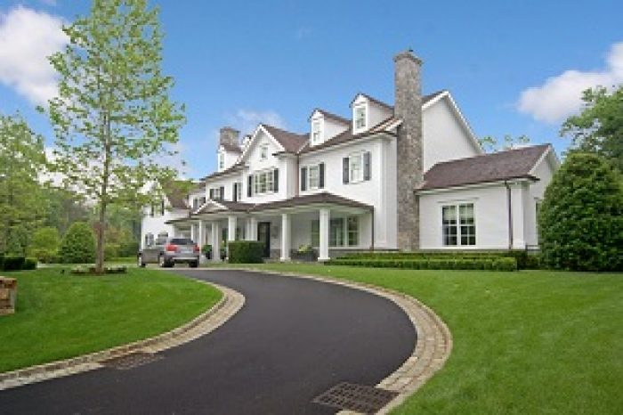 custom colonial greenwich ct