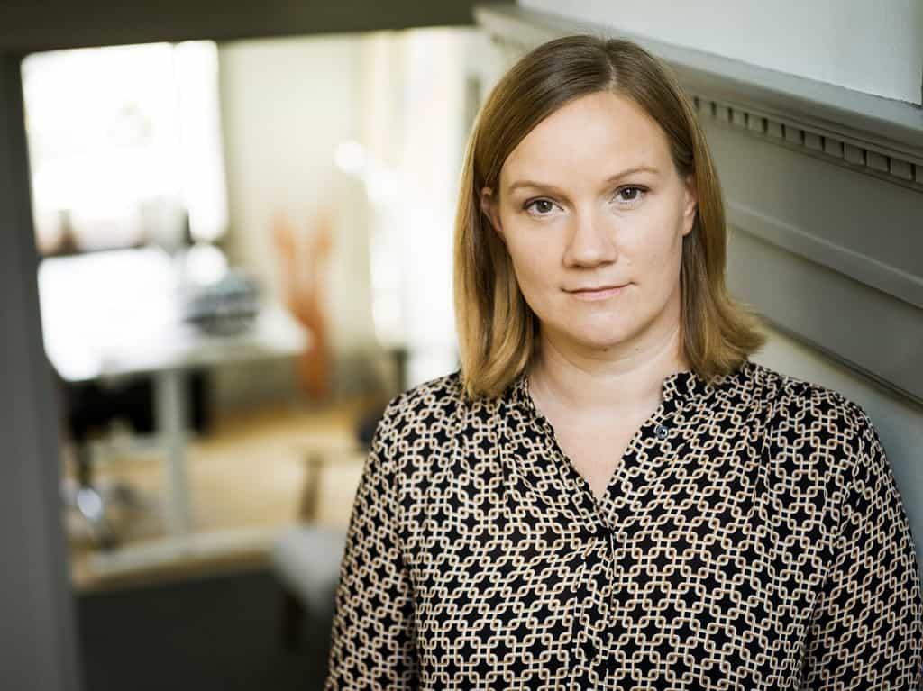 Kristina Borgström Troéng
