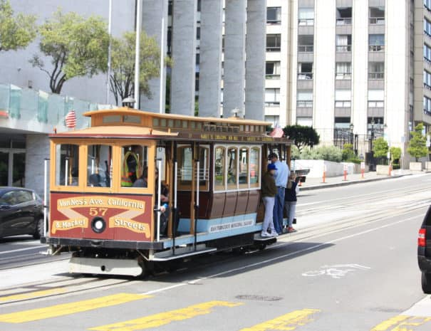 Cable Car California St. 3136