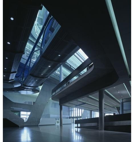 Завод BMW в Лейпциге (Германия) (2005)