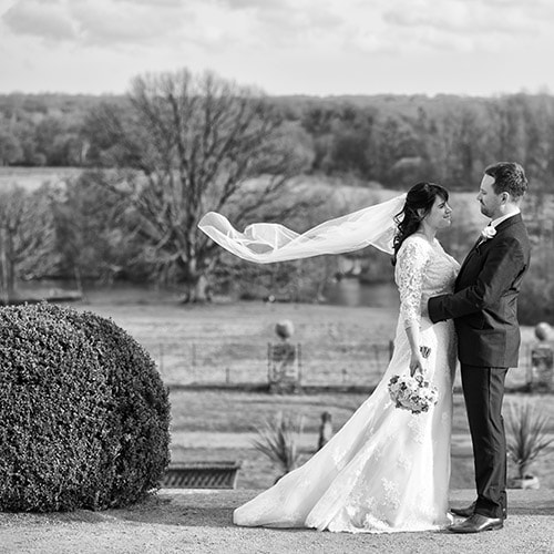 Wedding of Heather and Kerry at Buxted Park Hotel, Sussex