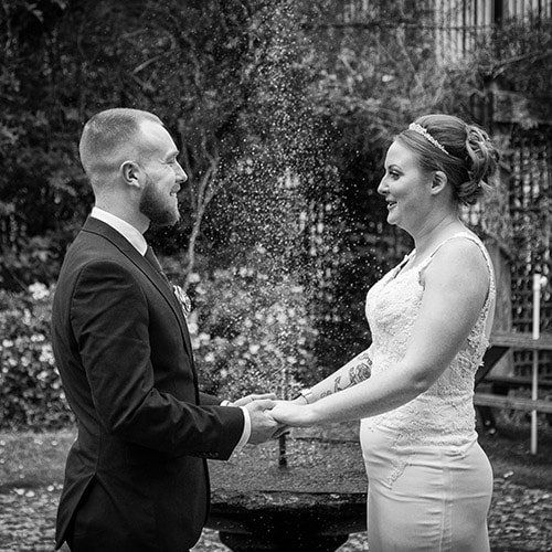 Wedding of Hollie and Grant at Europa Gatwick Hotel and Spa