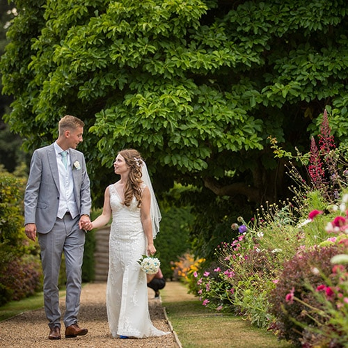 Wedding of Hailey and Sam at Wadhurst Castle, Sussex