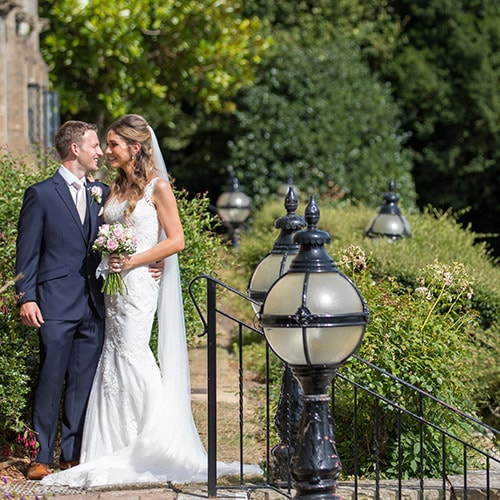 Wedding of Kayleigh and Stuart at Nutfield Priory