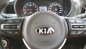 Kia Picanto GT Line instrument cluster