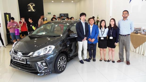 Perodua Myvi Perocom Singapore Launch