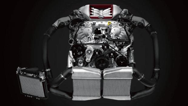 Nissan GT-R_engine