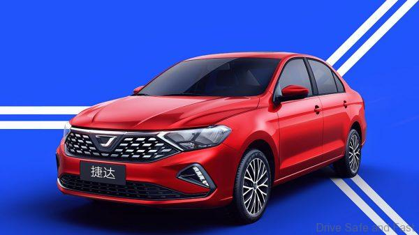 Jetta brand for China
