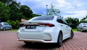 Toyota Corolla Altis 2019 model