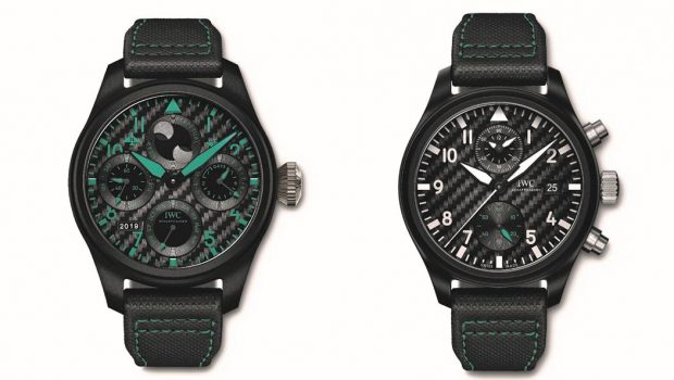 IWC Celebrates Mercedes F1's Win With Two Watches
