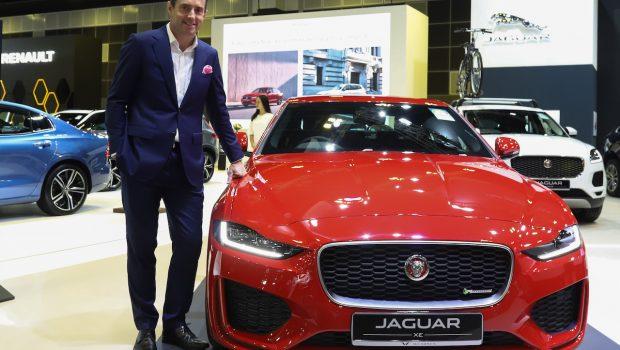 Jaguar XE Singapore