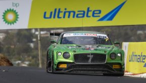 Bentley Wins The Liqui-Moly Bathurst 12 Hour