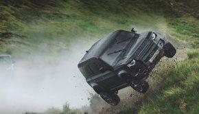 Land Rover Defender 4x4 SUV 2020 model