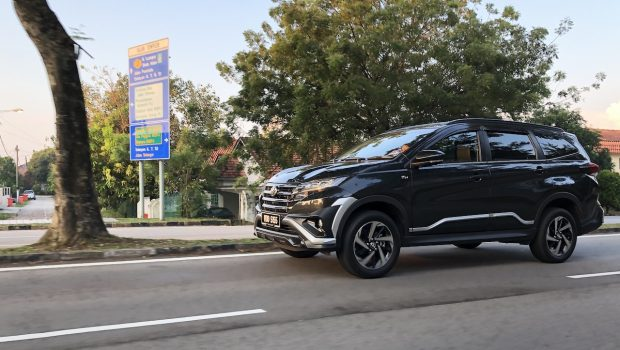 Toyota Rush Test Drive Review In Malaysia