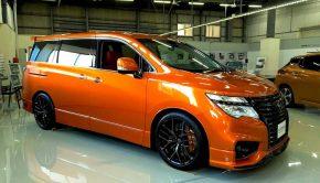 Nissan ElGrand Sports Premium Concept