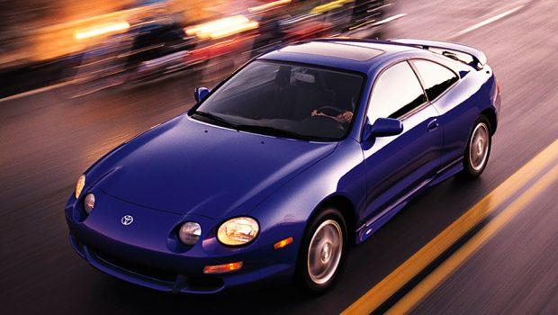 1994 Toyota GT-Four Celica ST205
