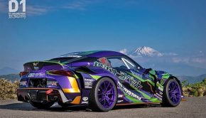 Prince of Drift V8 GR Supra