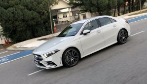 Mercedes-Benz A35 4MATIC
