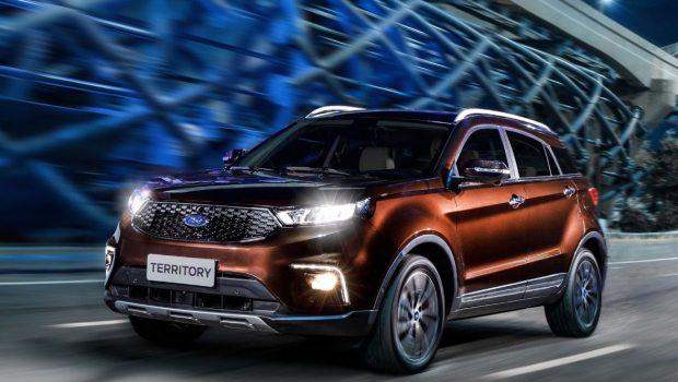 Jiangling Motors Corporation_Ford