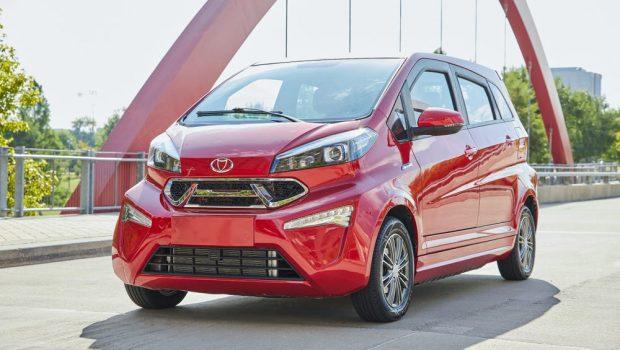 Kandi K27 Electric Car_2020