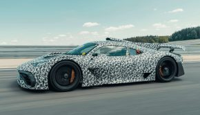 F1 engine-powered Mercedes-AMG Project One hypercar