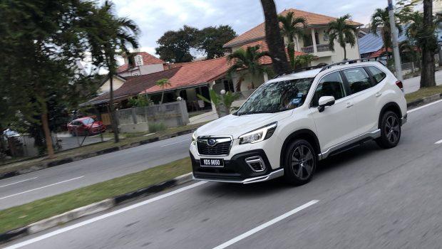 Subaru Forester GT Edition_2020