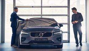 Volvo S60 PHEV