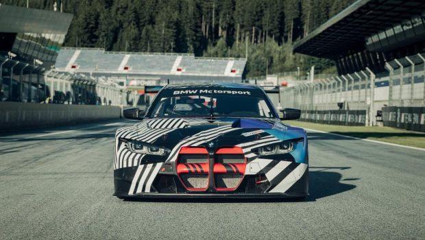 BMW M4 GT3 launch