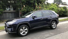 Toyota RAV4 test drive_2020