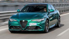 Alfa Giulia 2020