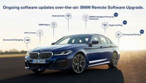 BMW Updates Software Remotely For 750,000 Vehicles Globally