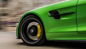 AMG high-performance composite braking