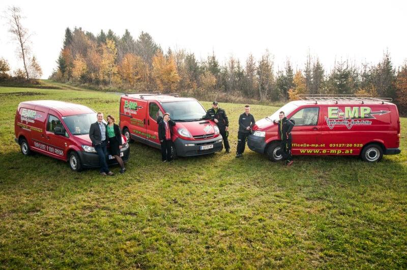 Elektriker Graz Team