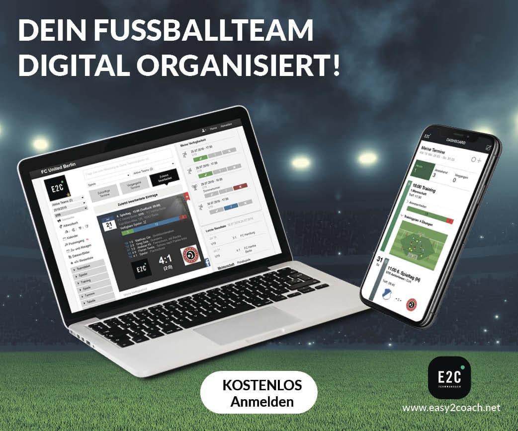 Online Fußball Software