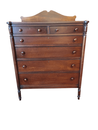Vintage Mahogany Chest of Drawers
