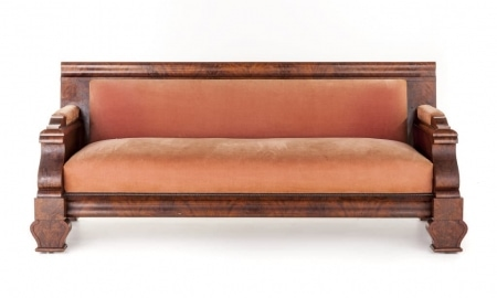 Antique sofa- empire