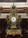 Italian Mantel Clock and Candelabra set