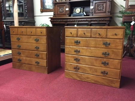 ethan allen chest of drawers