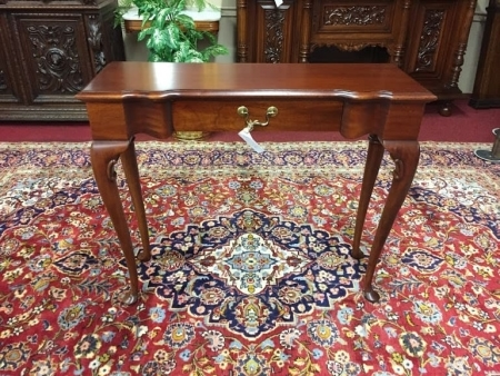 Hickory Chair One Drawer Sofa Table