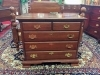 Colonial Furniture Small Cherry Chest