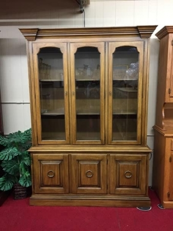 Vintage Drexel China Cabinet