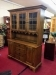 Ethan Allen Country Hutch Cabinet
