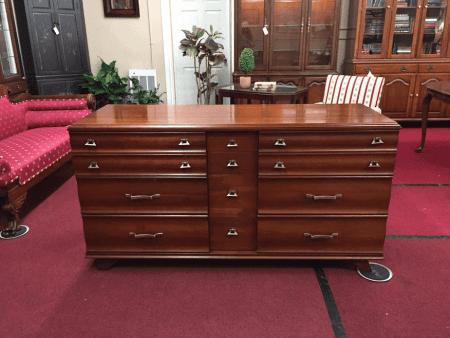 Vintage Kling Mid Century Dresser
